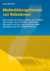 Cover Medienbildungschancen von Risikolernern
