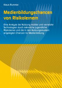 Cover Medienbildungschancen von Risikolernern